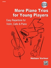 More Piano Trios for Young Players