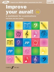 Improve Your Aural! Grade 3 (Revised)
