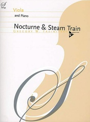 Nocturne & Steam Train