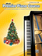 Premier Piano Course, Christmas 1B