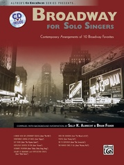 Broadway for Solo Singers