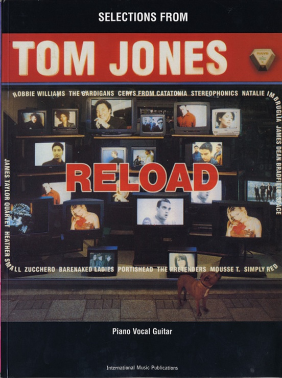 Tom Jones: Selections from Reload