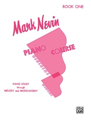Mark Nevin Piano Course, Book 1