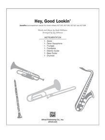 Hey, Good Lookin'
