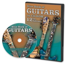 Blue Book of Guitars on CD-ROM (12th Edition)