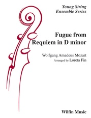 Fugue from Requiem in D Minor