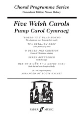 Five Welsh Carols