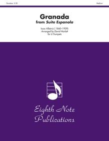 Granada (from <i>Suite Española</i>)
