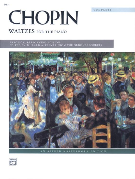 Chopin, Waltzes (Complete)