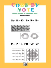 Code by Note, Book 1