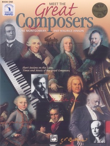 Meet the Great Composers: Classroom Kit, Book 1