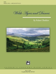 Welsh Ayres & Dances