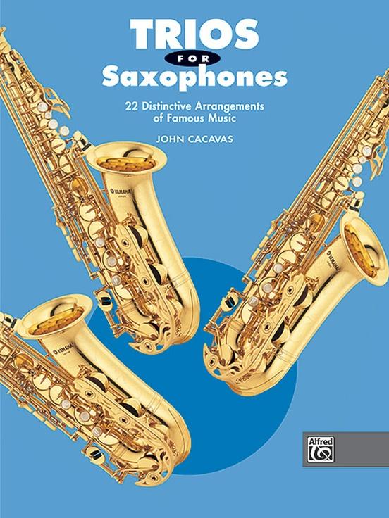 Trios for Saxophones