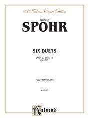 Duets, Volume I, Opus 67 & 148