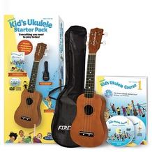 Alfred's Kid's Ukulele Starter Pack