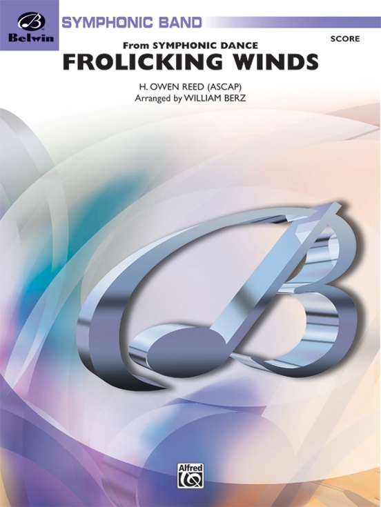 Frolicking Winds (from Symphonic Dance)