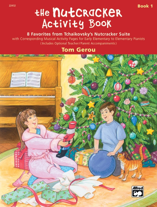 The Nutcracker Activity Book, Book 1