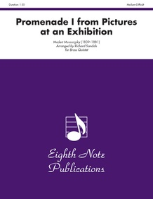 Promenade I (from <i>Pictures at an Exhibition</i>)