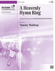 A Heavenly Hymn Ring