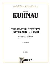"""Sonata: """"David and Goliath"""""""