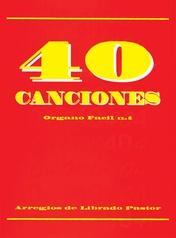 40 Canciones para Organo Facil N.1