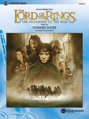 The Lord of the Rings: The Fellowship of the Ring, Concert Medley from