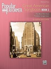 Popular Performer: Great American Songbook, Book 2
