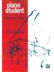 Piano Student, Level 5