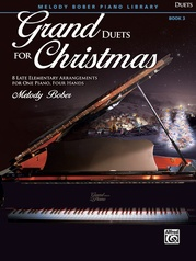 Grand Duets For Christmas Book 3