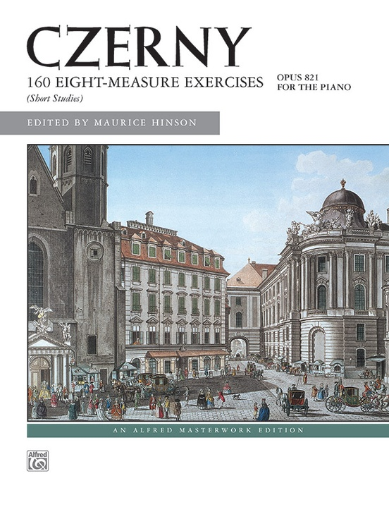 Czerny: 160 8-Measure Exercises, Opus 821