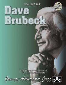 Jamey Aebersold Jazz, Volume 105: Dave Brubeck