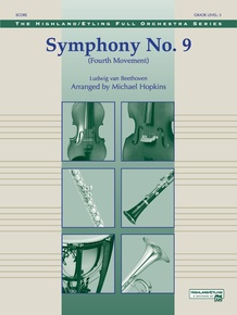 Symphony No. 9 (Fourth Movement)