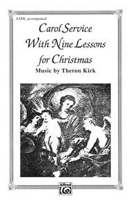 Carol Service with Nine Lessons for Christmas