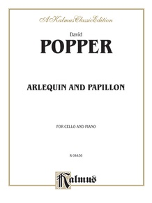 Arlequin and Papillon