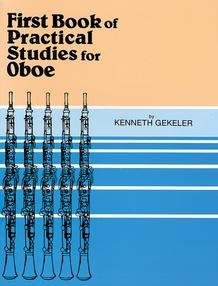 Practical Studies for Oboe, Book I