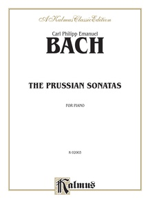 The Prussian Sonatas, Nos. 1-6