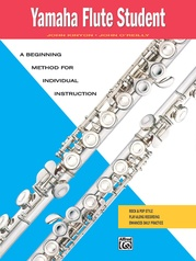 Yamaha Flute Student