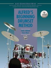 Alfred's Beginning Drumset Method