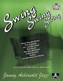 Jamey Aebersold Jazz, Volume 39: Swing, Swing, Swing