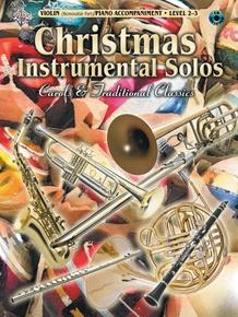 Christmas Instrumental Solos: Carols & Traditional Classics for Strings