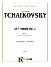 "Symphony No. 2 in C Minor, Opus 17 (""Little Russian"")"