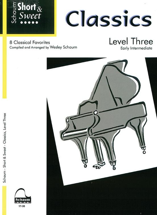 Short & Sweet Classics, Level 3