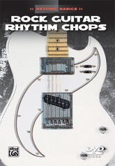 Beyond Basics: Rock Guitar Rhythm Chops