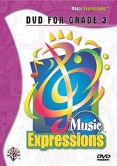Music Expressions™ Grade 3: DVD