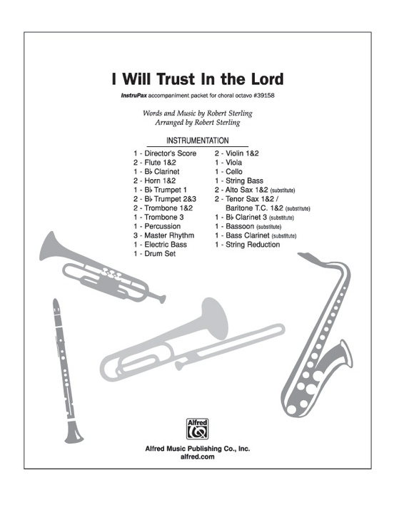 I Will Trust in the Lord