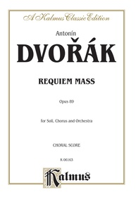 Requiem Mass, Opus 89