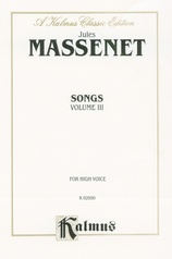 Songs, Volume III