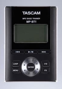 Tascam MPBT1 MP3 Bass Guitar Trainer