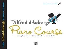 Alfred d'Auberge Piano Course: Lesson Book 1