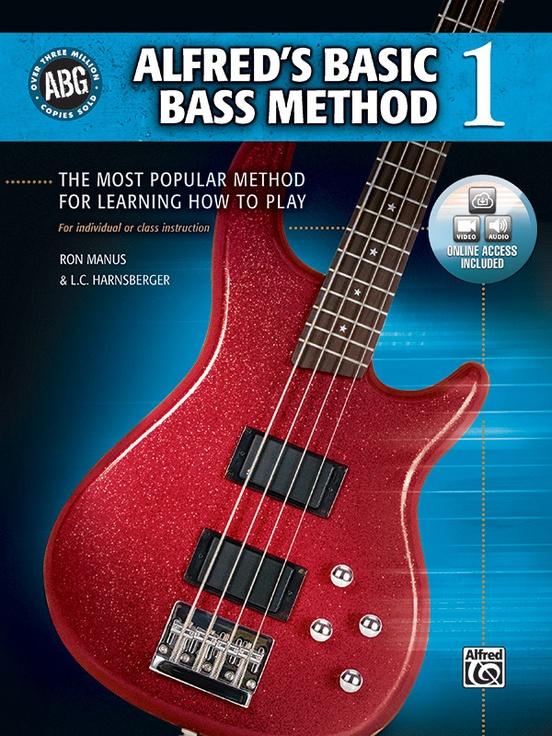 Alfred's Basic Bass Method 1